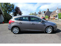 ford focus.1.6 titanium hatchback diesel.manual gearbox