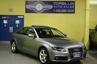 2011 Audi A4 2.0T Premium*AWD*Leather*Sunroof*