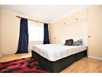 ROOM ONLY - Double bedroom in Shooters Hill with communal garden and kitchen. Bills included.