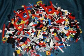 LEGO USED BRICKS