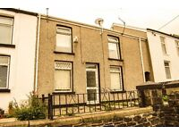 FOR RENT! A 2-bedroom house on Cornwall Road, Tonypandy. £475 PCM