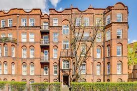 West Kensington Mansions - top floor of a popular Victorian mansion block