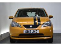 SEAT MII 1.0 TOCA 3d 59 BHP (yellow) 2013