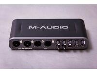 M-Audio Fast Track Ultra 8R USB