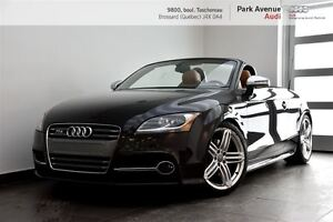 2011 Audi TTS ROADSTER 2.0 TFSI S TRONIC ! NOUVEL ARRIVAGE !