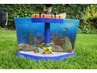 National Geographic Childs Fish Tank. A great starter tank.