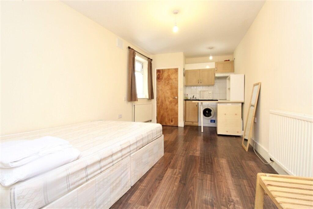 Studio Flat to rent in Harringay, N4 1DX, London