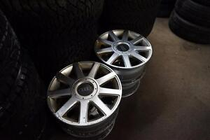 16 Inch Audi Alloy Whees ( 5x112 ) ( * JANEX AUTO * )