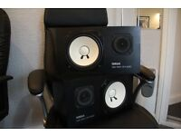 Yamaha NS10 Studio Speakers