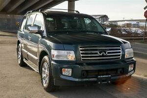 2005 Infiniti QX56 7 Passenger Loaded-Coquitlam location