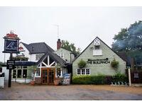 Full/ Part Team Supervisor - Bar/ Waiter - Up to £7.20 per hour - Bullfinch - Riverhead, Seven Oaks