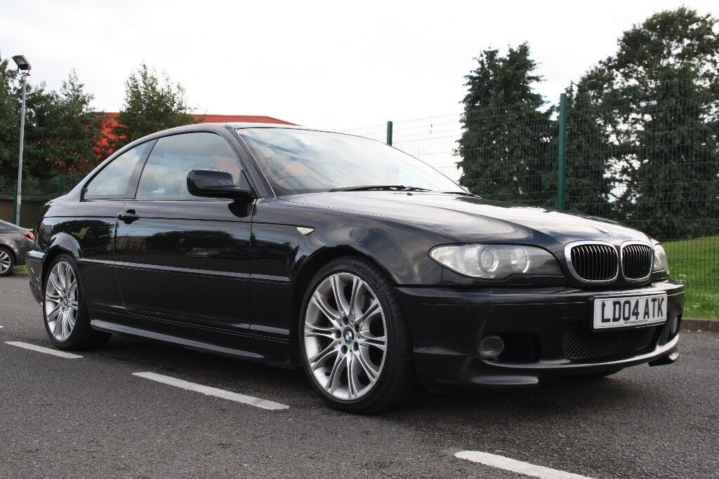 2004 BMW 3 Series 3.0 330Cd M Sport COUPE, AUTOMATIC, DIESEL, FSH, HPI CLEAR, WARRANTY, PX WELCOME