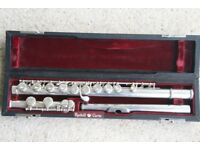 Takumi 300 S Flute Solid silver
