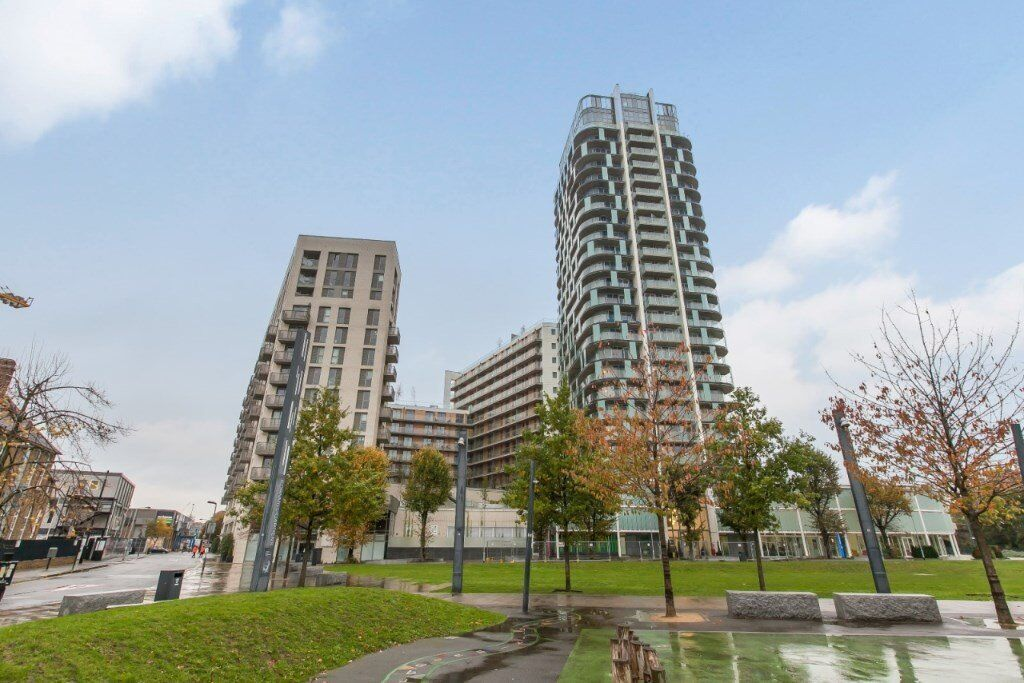 ONE BEDROOM APARTMENT IN SIENNA ALTO LEWISHAM AVAILABLE NOW, VACANT! FURNISHED SE13