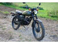 Peugeot SX8AR Very Rare Classic Motorcycle 80c Two Stroke For Sale