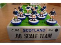 Subbuteo teams wanted