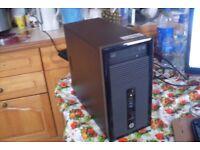 HP ProDesk Quad Core A4-5000 1.5GHz 4GB RAM 500GB Windows 10 Pro Radeon Graphics Gaming ?
