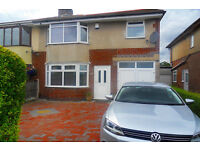 Modern 3 Bedroom Semi-detached House on Huntley Avenue, Spondon