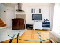 LOVELY DOUBLE ROOM ON A MODERN FLAT WITH LIVING ROOM IN CANNING TOWN