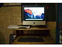 Imac 20 inch (mid 2007) Mind Condition/ Original Logic pro 9 included