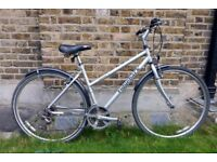 "Ridgeback Comet 19"" Bicycle. (For Height 5ft 5 - 5ft 11 / 167cm-180cm) 21 Speed"