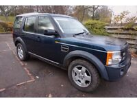 Land Rover Discovery 3 Manual 2700 Diesel