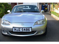MAZDA MX5 Euphonic Special Limited Edition