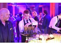 VIP waiters required- flexible shifts in Central London - £7.50 per hour+
