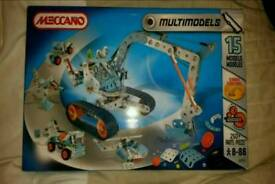 Mecanno multi models 15.**Brand new**