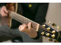 Guitar Skype Lessons