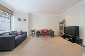A spacious three double bedroom flat situated moments from West Kensington tube