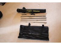 Firefly Angling Mission Travel Fishing Rod