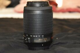 selling nikon 55-200mm with warranty