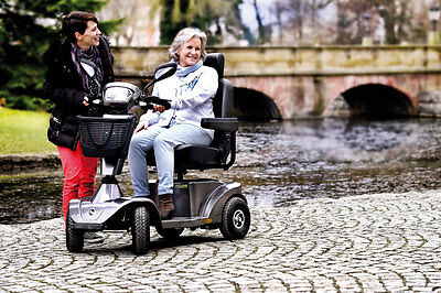 Sterling S 425 Luxury 8 Mph Mobility Scooter - Direct From Manufacturer