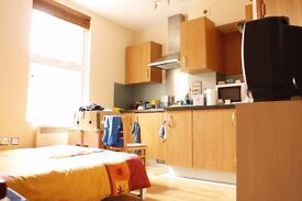 Studio to rent just £888 pcm (£205 pw) Foulden Road, Stoke Newington N16 7UR