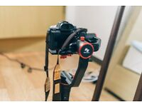 Feiyutech a2000 dslr camera gimbal. (New: Review Sample)