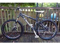 Specialized Epic Sworks M5 Mountain Bike - XC MTB - Retro Rare
