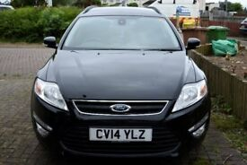 Ford Mondeo 2.0 TDCi ECO Zetec Business 5dr 1 PREV OWNER**FSH**HIGH SPEC £9145 ONO