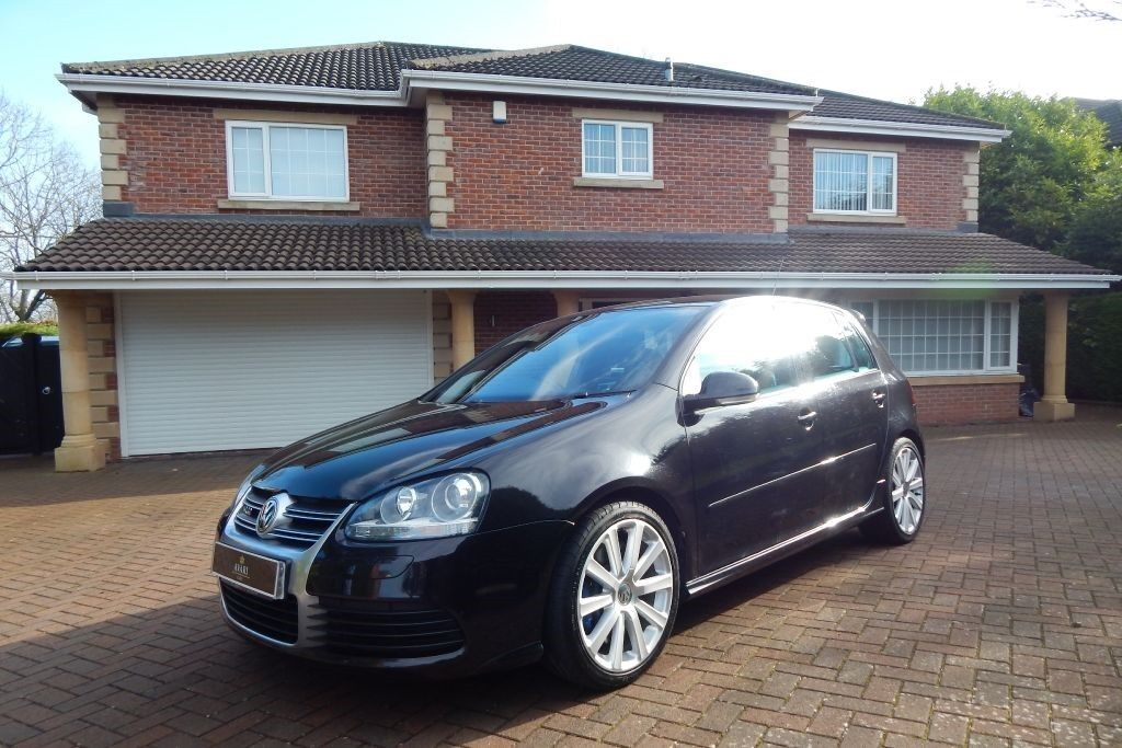 Vw Golf R32 Dsg Black 2008 In Ponteland Tyne And Wear