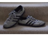 Adidas Hamburg Shoes in grey