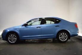 SKODA OCTAVIA 1.2 S TSI 5d 104 BHP (blue) 2013