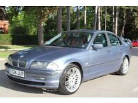 BMW 3 SERIES 1.9 318i SE 4dr 12 MONTH MOT