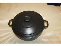 Chasseur casserole 26cm, 5 litre £50