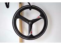 Specialized Carbon Tri Spoke REAR Wheel 700c Time Trial TT 3 £100