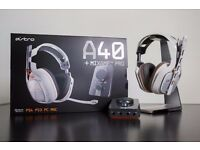Astro A40 Gaming Headset PS4/PC