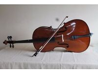 Half size cello: Stentor Student (2) Cello 1/2 size