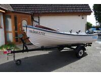13Ft fishing boat