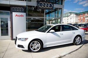 2017 Audi A6 3.0T Technik quattro - DEMO
