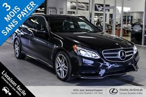 2016 Mercedes-Benz E-Class E400 4MATIC * Harman Kardon *