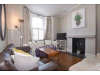 *FOUR BED HOUSE* A spacious four double bedroom house with a private garden on Dawes Road in Fulham